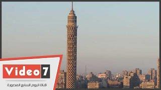 """بالفيديو.. برج القاهرة .. قلب العاصمة النابض على مر الزمان ..""""شوف مصر من فوق """""""