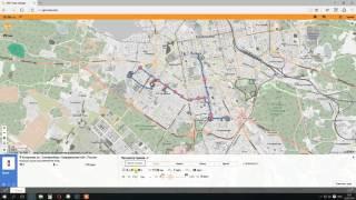 GPS Tracker - отслеживание автомобиля online