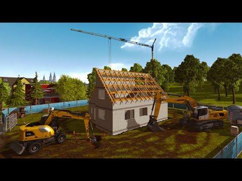 Construction Simulator 2015 DLC - Liebherr A918 - Liebherr R956 - Liebherr L1
