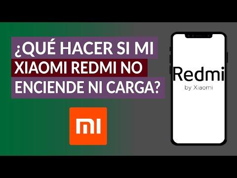 ¿Qué Hacer si mi Xiaomi Redmi no Enciende ni Carga? - Solución Definitiva