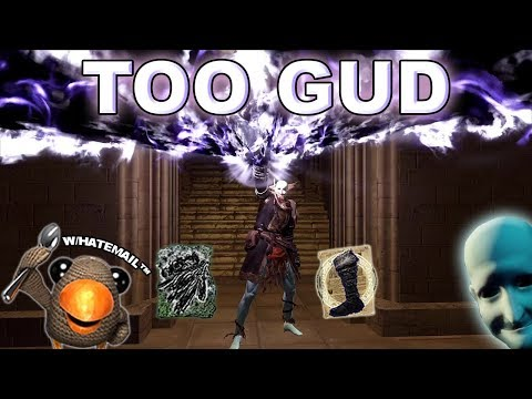 Dark Souls Remastered PVP - Hatemail Farming