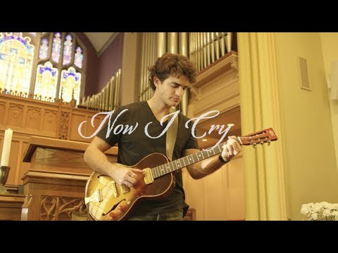 Now I Cry - Ross David