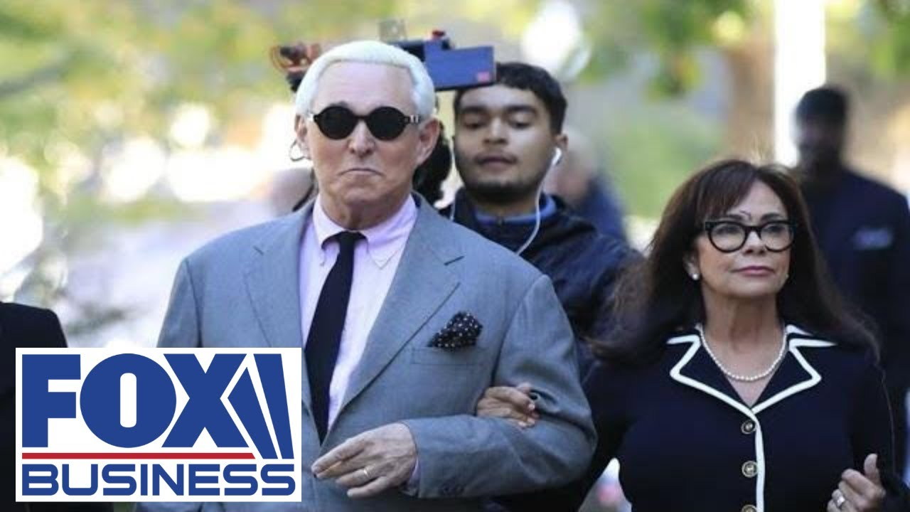 Roger Stone sentenced to 40 months in prison - FOX Business