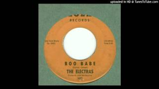 Electras, The - Boo Babe - 1964