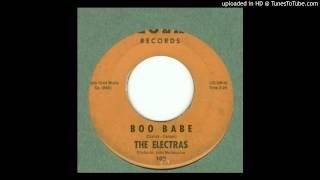 Electras, The - Boo Babe - 1964