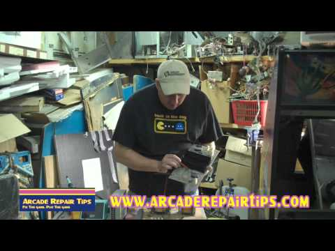 Arcade Repair Tips - Checking A Classic Power Supply