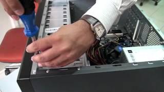 DVD-ROM Installation