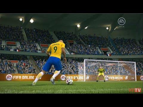 [Hồ sơ FIFA] Số 19: Ronaldo De Lima Ultimate Legend - Người ngoài hành tinh