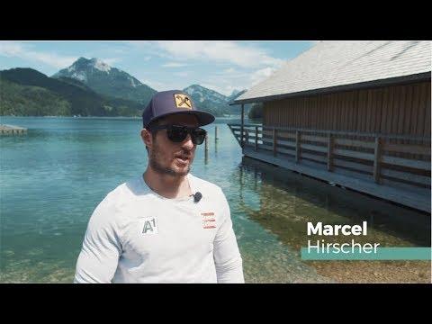 Marcel Hirscher 2018 Interview