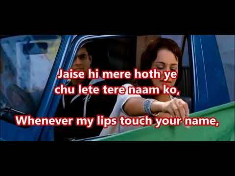 Kitne Dafe Dil Ne Kaha Lyrics English Translation (No Music) Tanu Weds Manu