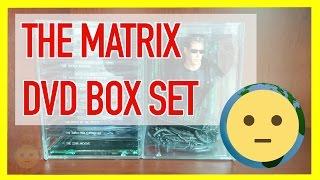 The Matrix Trilogy DVD Box Set w/ Full Movie Series in Order + Bonus Discs / Animatrix | MySuLonE