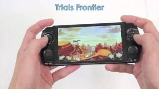 Интерактив: Игровой смартфон EXEQ. Тестируем семпл