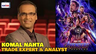 Avengers Endgame BOX OFFICE SUCCESS | Komal Nahta TRADE EXPERT REACTION | Hollywood BEATS Bollywood