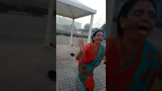 Comedy video Indian women yoga day.subscribe and press bell icon please