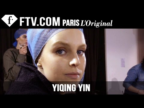 Yiqing Yin Backstage Part 1 | Paris Couture Fashion Week | FashionTV