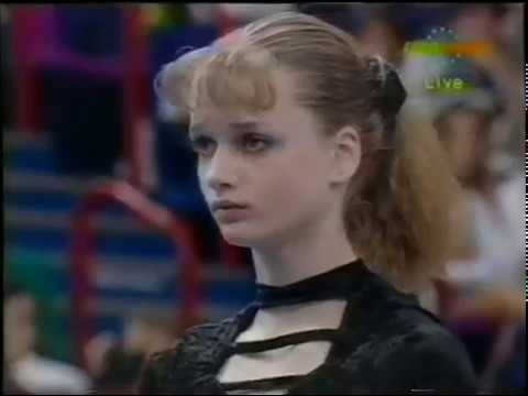 1994 World Gymnastics Championships - Women's Individual All-Around Final, Part 1 (Eurosport)
