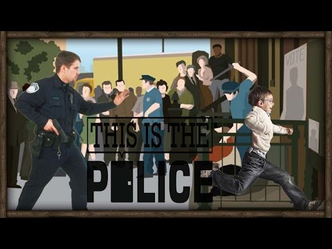 [1] POLICE CHIEF BELIEFS - This Is The Police Gameplay Walkthrough Let's Play