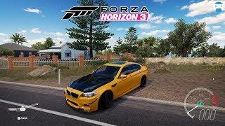 #Forza Horizon 3 #BMW M5 GamePlay!