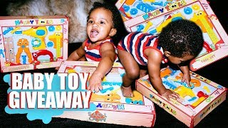 Baby Bless Early Birthday Gifts + GIVEAWAY   MooToys