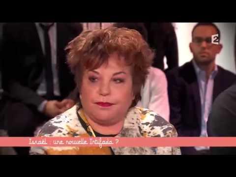 Ce soir ou jamais  Une nouvelle intifada sest elle déclarée en Israël 2015 HD