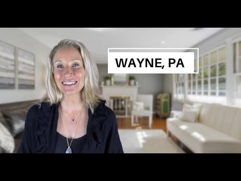 Best Suburb for Families 👨👩👧👦   on The Main Line? Main Line Realtor Kimmy Rolph explores Wayne PA