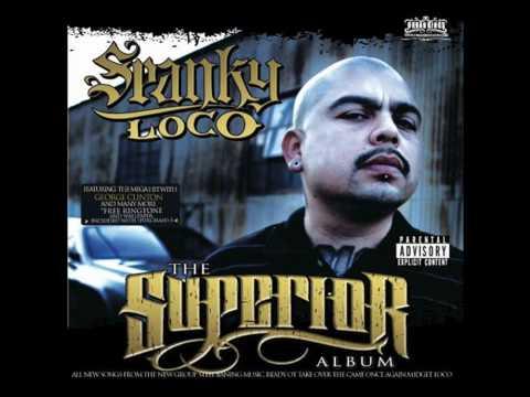 Spanky Loco- Gangsta Life *NEW 2010 805Junior805 Exclusive*