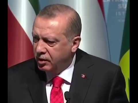 Recep Tayyip Erdoğan - İslam İşbirliği Teşkilatı 'Kudüs'