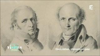 Percier et Fontaine, décorateurs de Napoléon Ier - Visites privées