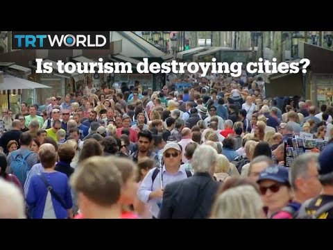 How mass tourism is destroying cities