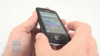LG Optimus One (P500) Review