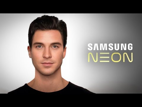 Samsung Neon OFFICIAL - Future is Scary!