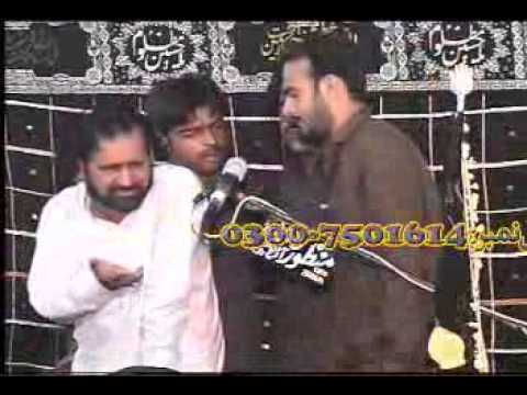 Urdu qasida 2  by Zakir Nizakat khan baloch
