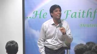 Pastor Vijay Nadar Handling Fear - Part 1