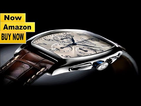 Top 10 Best New Longines Watches 2020 | Longines Watches 2020 Buy From Amazon 2020!