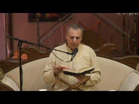 Шримад Бхагаватам 4.22.36 - Радха Дамодар прабху
