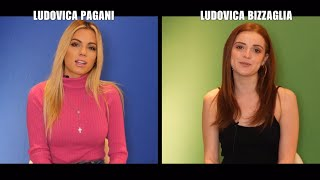 LUDOVICA PAGANI & LUDOVICA BIZZAGLIA INTERVISTA DOPPIA