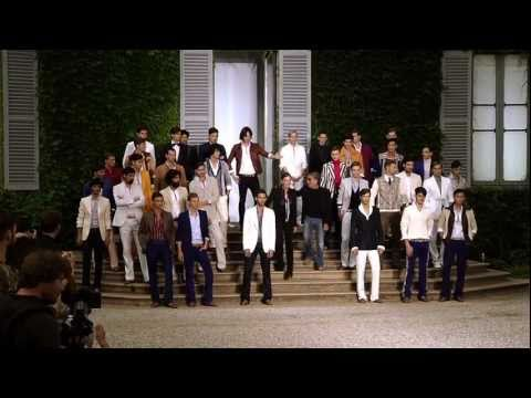 Roberto Cavalli Man Spring Summer 2012 Fashion Show