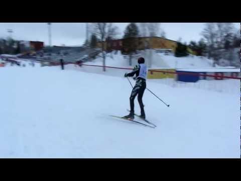 Демино Лыжня России 13