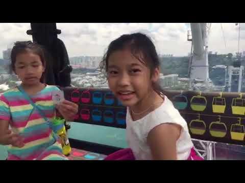 Faber peak. Singapore  Cable Car #PettyRock