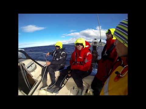 Sailing Aotearoa New Zealand East Coast - Manhattan Delivery by mounties
