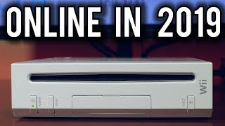 Online with the Nintendo Wii in 2019 | MVG