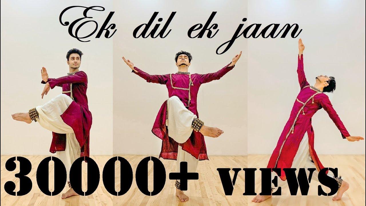 Ek Dil Ek Jaan | Dance Cover | Padmaavat | Dwaipayan Choudhury