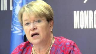 UN Peacekeeping Mission in Liberia (UNMIL)