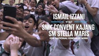Download Ismail Izzani mengunjungi sekolah pemenang pertandingan #StandTogether