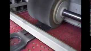 Descaling of Small Workpieces with RB Brushes