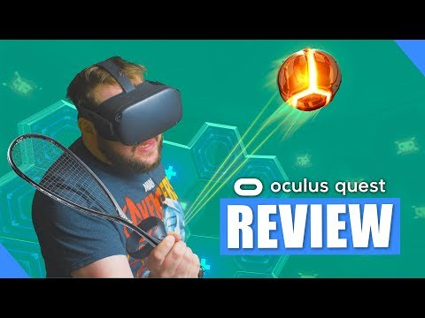 Oculus Quest Racket NX Review - The Perfect Fit For Quest Gaming