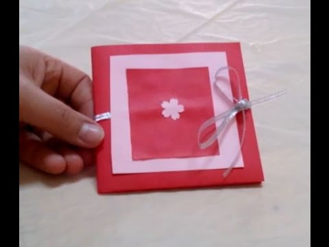 DIY Crafts How to Make a Birthday Greeting Card Tutorial – Make Birthday Greeting
