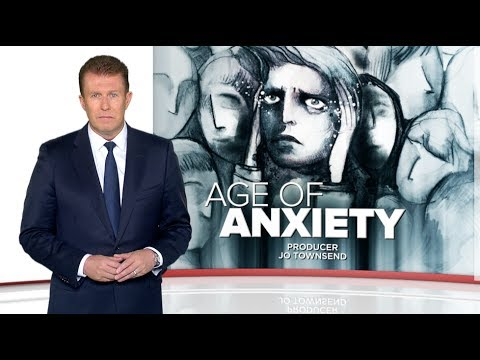 60 Minutes Australia | Age Of Anxiety: Part One