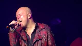 Helloween - A Tale That Wasn't Right, live @ São Paulo 10/28/2017