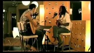 Paulinho Moska e Luiz Melodia
